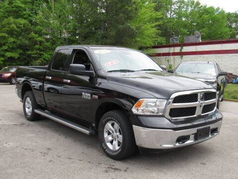 2017 RAM Ram Pickup 1500 for sale at Discount Auto Sales in Pell City AL