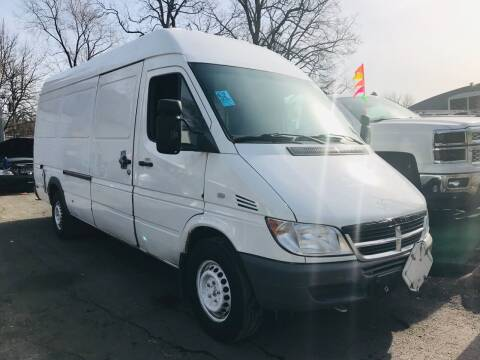 2005 Dodge Sprinter Cargo for sale at Deleon Mich Auto Sales in Yonkers NY