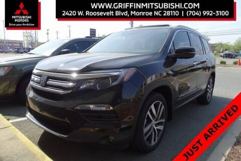 2017 Honda Pilot for sale at Griffin Mitsubishi in Monroe NC