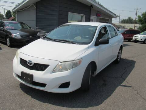 2010 Toyota Corolla for sale at Crown Auto in South Salt Lake UT