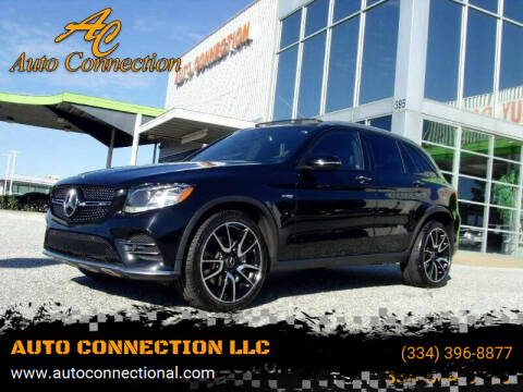 2017 Mercedes-Benz GLC for sale at AUTO CONNECTION LLC in Montgomery AL