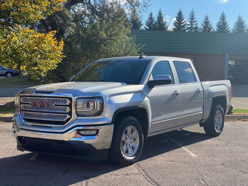 2017 GMC Sierra 1500 for sale at North Imports LLC in Burnsville MN