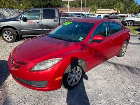2010 Mazda MAZDA6 for sale at Auto Mart - Dorchester in North Charleston SC