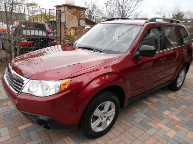 2010 Subaru Forester for sale at Precision Auto Sales of New York in Farmingdale NY
