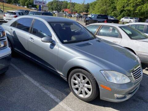 2007 Mercedes-Benz S-Class for sale at CBS Quality Cars in Durham NC