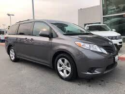 2017 Toyota Sienna for sale at Seewald Cars in Brooklyn NY