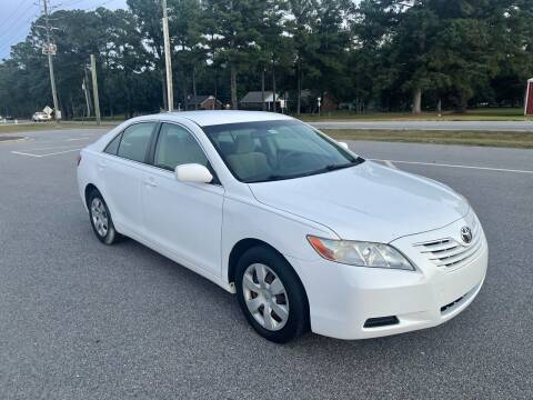 2007 Toyota Camry for sale at Carprime Outlet LLC in Angier NC