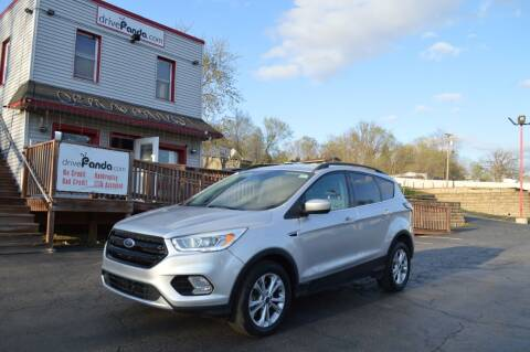 2017 Ford Escape for sale at DrivePanda.com Joliet in Joliet IL