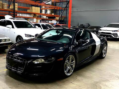2010 Audi R8 for sale at EA Motorgroup in Austin TX