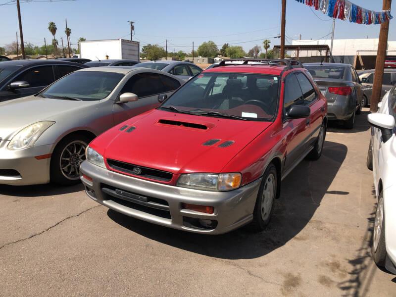 1997 Subaru Impreza for sale at Valley Auto Center in Phoenix AZ