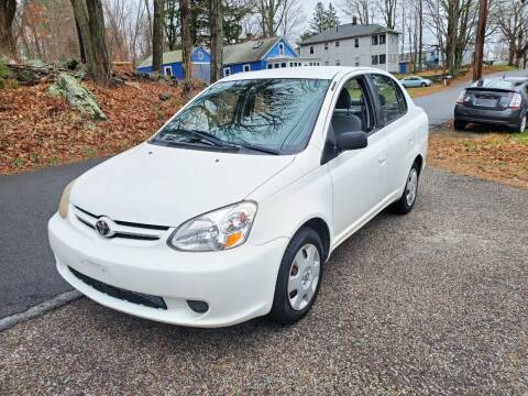 2003 Toyota ECHO for sale at STURBRIDGE CAR SERVICE CO in Sturbridge MA