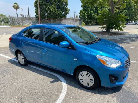 2017 Mitsubishi Mirage G4 for sale at Car Tech USA in Whittier CA