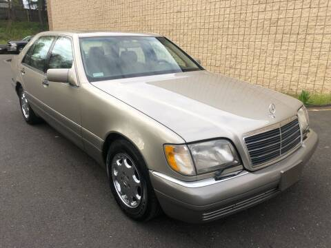 1995 Mercedes-Benz S-Class for sale at Z Motorz Company in Philadelphia PA