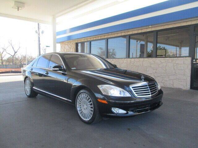 2007 Mercedes-Benz S-Class for sale at CAR SOURCE OKC in Oklahoma City OK