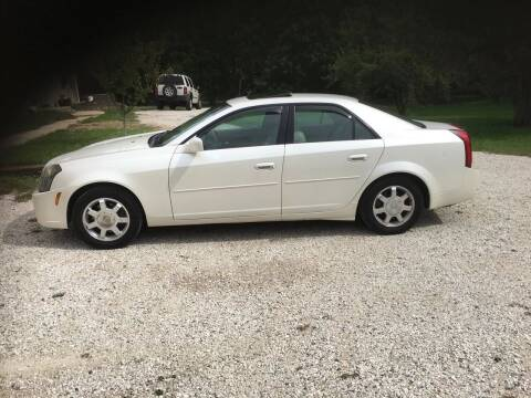 2004 Cadillac CTS for sale at Cowboy Incorporated in Waukegan IL