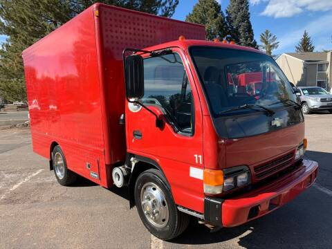 2004 GMC W4500 for sale at CarDen in Denver CO