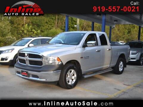 2014 RAM Ram Pickup 1500 for sale at Inline Auto Sales in Fuquay Varina NC