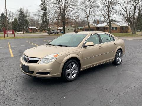 2008 Saturn Aura for sale at Dittmar Auto Dealer LLC in Dayton OH