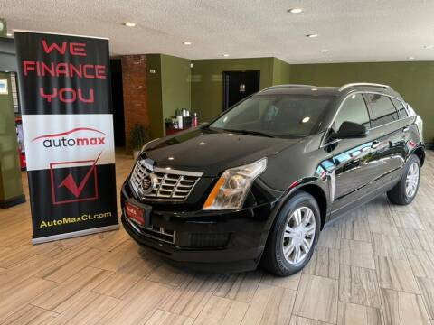 2016 Cadillac SRX for sale at AutoMax in West Hartford CT