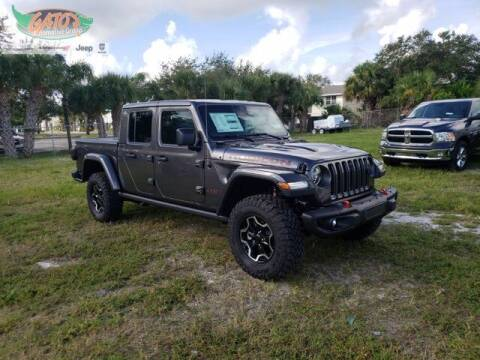 2020 Jeep Gladiator for sale at GATOR'S IMPORT SUPERSTORE in Melbourne FL