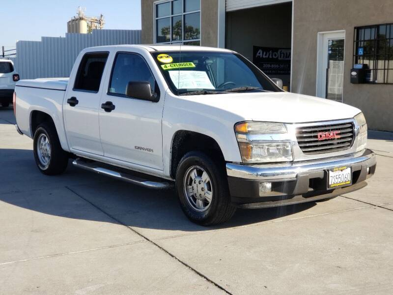 used 2005 gmc canyon for sale carsforsale com used 2005 gmc canyon for sale