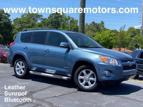2012 Toyota RAV4 for sale at Town Square Motors in Lawrenceville GA