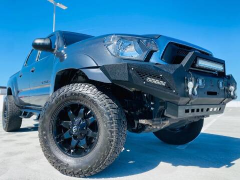 2014 Toyota Tacoma for sale at Bay Cars R Us in San Jose CA