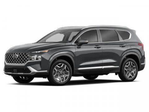 2021 Hyundai Santa Fe Hybrid for sale at Wayne Hyundai in Wayne NJ