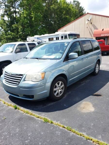 2010 Chrysler Town and Country Touring 4dr Mini-Van - Henrico NC