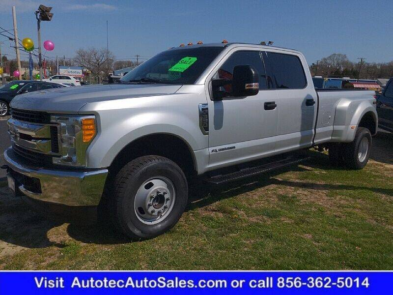 2017 Ford F-350 Super Duty for sale at Autotec Auto Sales in Vineland NJ