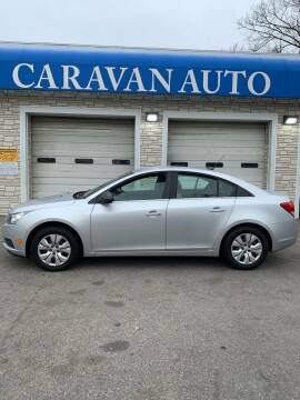 2012 Chevrolet Cruze for sale at Caravan Auto in Cranston RI