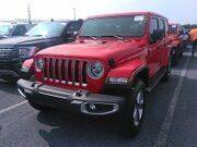 2020 Jeep Wrangler Unlimited for sale at Cj king of car loans/JJ's Best Auto Sales in Troy MI