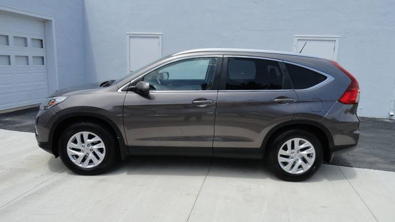 2015 Honda CR-V for sale at WRIGHT'S in Hillsboro KS