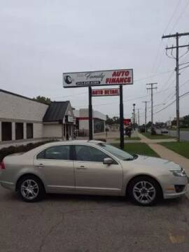 2010 Ford Fusion for sale at The Family Auto Finance in Redford MI