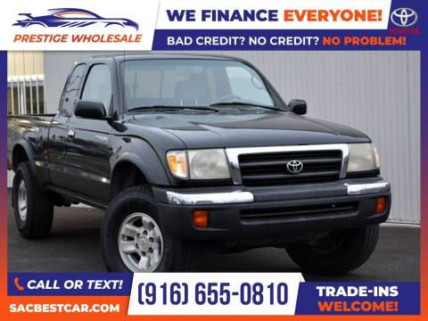 1998 Toyota Tacoma for sale at Prestige Wholesale in Sacramento CA