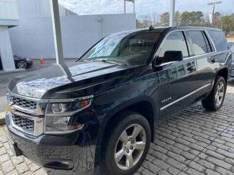 2015 Chevrolet Tahoe for sale at CU Carfinders in Norcross GA