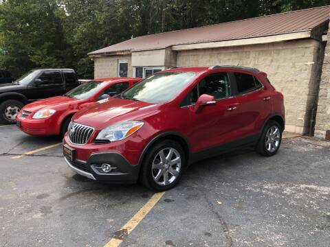 2014 Buick Encore for sale at Butler's Automotive in Henderson KY