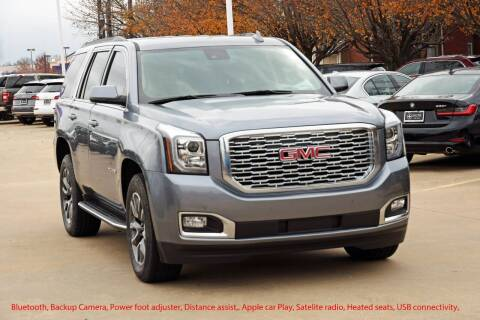 2020 GMC Yukon for sale at Silver Star Motorcars in Dallas TX