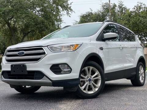 2018 Ford Escape for sale at HIGH PERFORMANCE MOTORS in Hollywood FL
