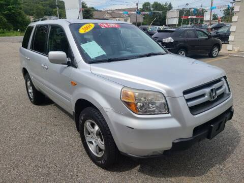 2008 Honda Pilot for sale at New Jersey Automobiles and Trucks in Lake Hopatcong NJ