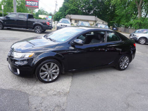 2013 Kia Forte Koup for sale at Colonial Motors in Mine Hill NJ