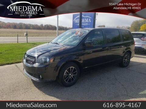 2019 Dodge Grand Caravan for sale at Miedema Auto Sales in Allendale MI