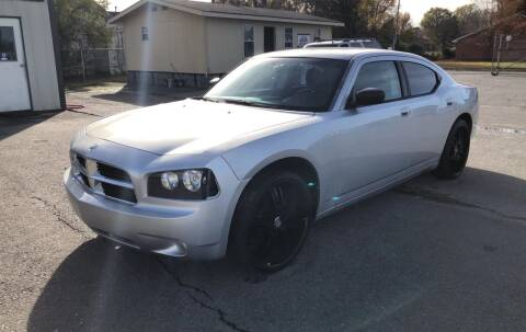 2009 Dodge Charger for sale at Elders Auto Sales in Pine Bluff AR