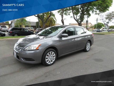 "2015 Nissan Sentra for sale at SAMMY""S CARS in Bellflower CA"