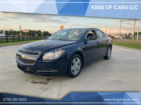 2008 Chevrolet Malibu for sale at King of Cars LLC in Bowling Green KY