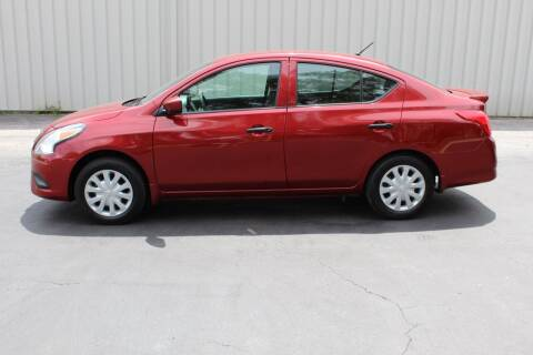 2019 Nissan Versa for sale at Lansing Auto Mart in Lansing KS