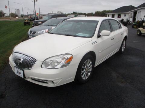 2011 Buick Lucerne for sale at KAISER AUTO SALES in Spencer WI