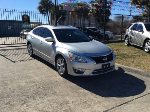 2014 Nissan Altima for sale at Car City Autoplex in Metairie LA