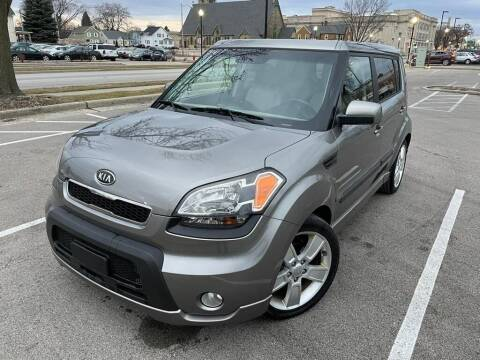 2011 Kia Soul for sale at Your Car Source in Kenosha WI