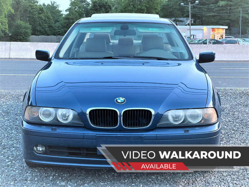 2003 BMW 5 Series for sale at Ultimate Motors in Port Monmouth NJ